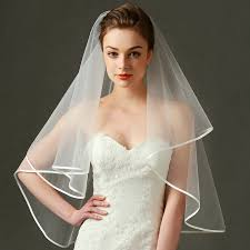 bridal veil aliexpress buy veil korea style wedding bridal veil