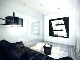 chambre moderne noir et blanc deco chambre noir et blanc idace daccoration chambre moderne noir