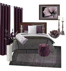 Decorating Ideas For Grey Bedrooms Best 25 Plum Bedroom Ideas On Pinterest Purple Accent Walls