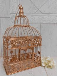 birdcage centerpieces small gold wedding birdcage card holder wedding card box