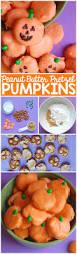 peanut butter pretzel pumpkins recipe peanut butter pretzel