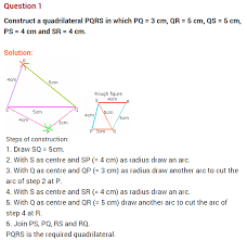 practical geometry ncert extra questions for class 8 maths chapter