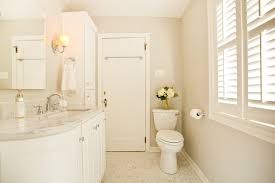 Neutral Colored Bathrooms - bathroom neutral colors bathroom victorian with curved cabinets