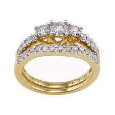 Jcpenney Wedding Rings by Gold Wedding Rings Jcpenney Wedding Rings Yellow Gold