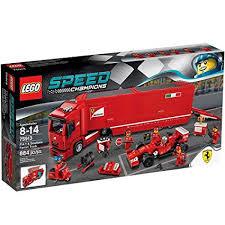 ferrari speed chions amazon com speed chions f14 t scuderia ferrari truck