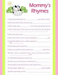 nursery rhyme baby shower baby shower nursery rhyme baby shower frugal and