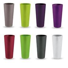 vaso resina bianco vasi in resina per piante ebay