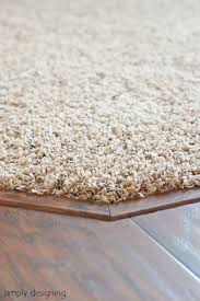 best 25 carpet ideas on diy matted album rag rug