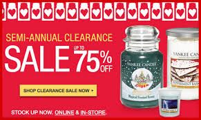 yankee candle semi annual sale save up to 75 coupon karma