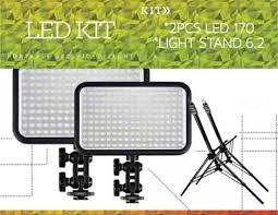 led studio lighting kit video production studio lights kit photozuela