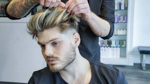 textured hairstyles for men 2017 men u0027s hairstyles 2017 textured short hair with asymmetrical fade
