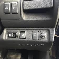 navara np300 electric brake controller