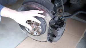 Bmw X5 90k Service - bmw front brake rotors and pads diy e38 e39 e53 youtube