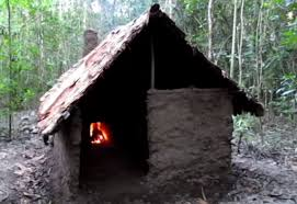 video how to build a long term survival shelter with no tools