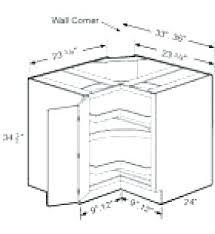 36 inch corner cabinet corner cabinet dimensions base diagonal corner base cabinet