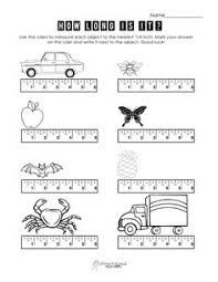 how to measure with a ruler measurement worksheets how to