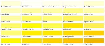 classy 40 shades of yellow names design ideas of go back gallery