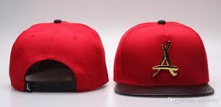 tha alumni hat 2017 hot tha alumni gold a snapback caps hip hop wear