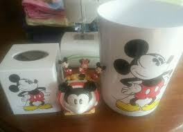 Mickey Bathroom Accessories by Mickey Bathroom Decor Curtain U2014 Office And Bedroomoffice And Bedroom
