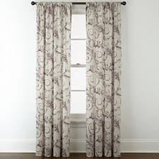 purple curtains u0026 drapes for window jcpenney