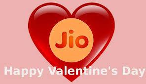 A Happy Valentine Will The by Jio Wished Happy V U0027day To Its Competitors Airtel Vodafone U0026 Idea