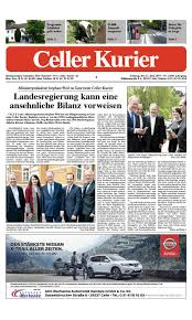 Landhaus K Henm El G Stig Kw24 Celler Kurier Ausgabe Sonntag By Celler Kurier Issuu