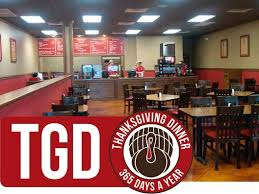 tgd restaurant serves thanksgiving dinner 365 days a year eater
