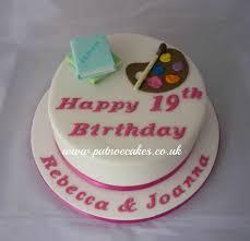 ladies birthday cakes putnoe cakes