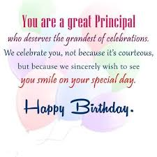 43 meaningful principal birthday wishes greetings images picsmine