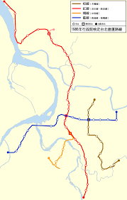 Route Map by File Trts Route Map 1986 Png Wikimedia Commons