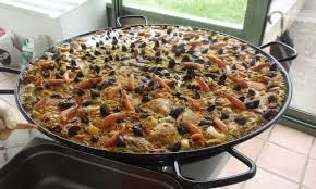 cuisiner pour une personne paêlla recette traiteur paella géante maison repas de fête