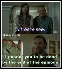 New Walking Dead Memes - walking dead memes season 6 55aab