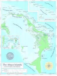 Local Map Schooner Bay Location Abaco Bahamas Regional U0026 Nautical Maps