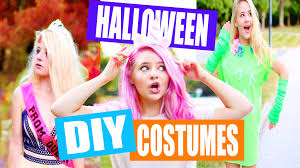 diy halloween costume 2017 diy halloween costumes for teens youtube