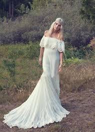 Hippie Wedding Dresses 2015 Bohemian Wedding Dresses Plus Size Off The Shoulder Hippie