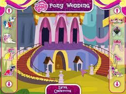 mlp wedding castle my pony design brighton