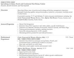 cv second de cuisine executive chef resume template oyle kalakaari co
