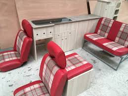 Upholstery Courses Liverpool The Camper Shak Hand Crafted Vw Camper Interiors