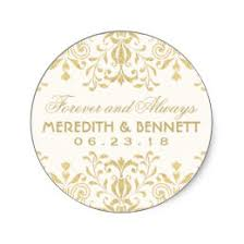 labels for wedding favors wedding favor stickers zazzle
