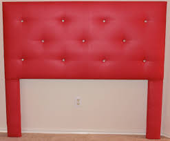 Diy Fabric Headboard by Bedroom Classy White Tufted Headboard To Match Your Personal