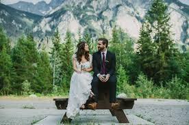 mountain wedding intimate mountain cground wedding kevin kathy part 2