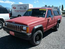 jeep pickup comanche 1987 jeep comanche 4x4 pickup sold you sell auto