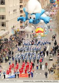 2010 macy s thanksgiving day parade marching band photos