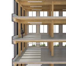 michael green architecture wood construction pinterest green