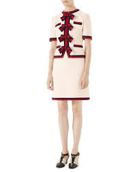 gucci dresses u0026 clothes for women at neiman marcus