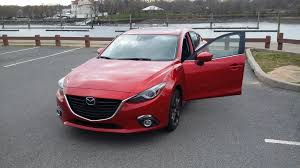 the mazda samurai rides welcome to spring with the 2016 mazda 3 the