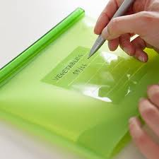 Cooking Gadgets Silicone Fresh Bags Home Food Sealing Storage Bag Organization