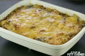 cuisiner des blettes fraiches recette de gratin de blettes