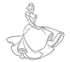 cinderella cartoon sketch image sketch