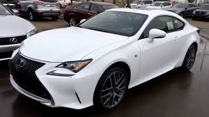 lexus sports car 2015 images new ultra white on red 2015 lexus rc 350 2dr cpe awd f sport
